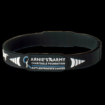 Sabona Sport Wristband Arnie's Army Battles Prostate Cance AABPC Pro Magnetic-XL