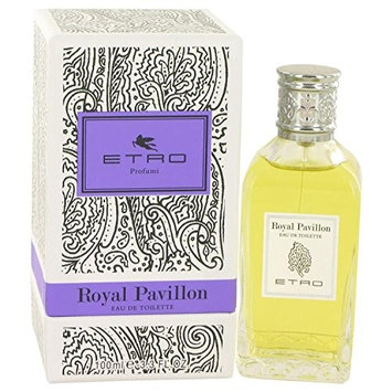 Royal Pavillon by Etro Eau De Toilette Spray (Unisex) 3.3 oz for Women - 100% Authentic