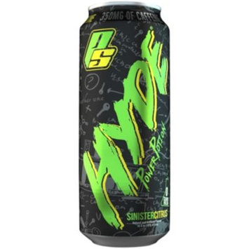 Hyde Power Potion - SINISTER CITRUS (15 Drinks) by ProSupps at the Vitamin Shoppe