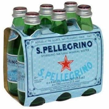 San Pellegrino Sparkling Water Mineral 4x 6Pack