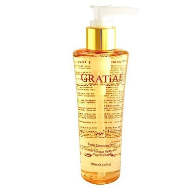 Gratiae Organics Facial Cleansing Toner, 6.8 Ounce