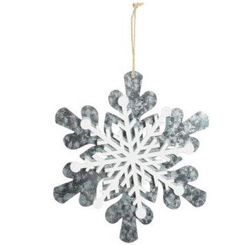 Layered Snowflake Hanging Decor - Wondershop™