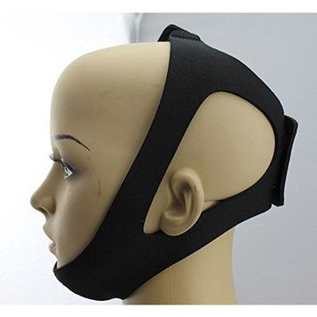 KristaNite Anti Snore Adjustable Chin Strap - For Natural And Instant Snore Relief - The Sleep Aid That Is Easy To Use And Comfortable