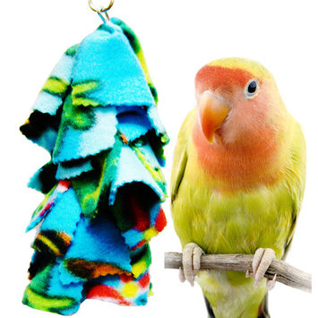 1556 Small Fluff Bird Toy