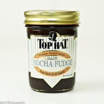 Chocoalteorg Mocha Fudge Sauce 10 Oz