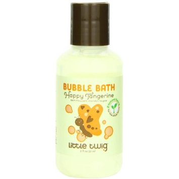 Little Twig LTWG-BB202-12 2 fl oz Bubble Bath Happy Tangerine - Pack of 12