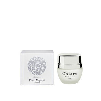 Chiara Dead Sea Cosmetics Pearl Mousse with Pearl Powder Technology