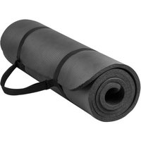 Cam Consumer Products, Inc. BFGY-AP6BLK All-Purpose Exercise Yoga Mat - Black