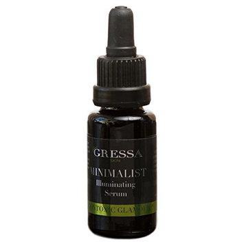 Gressa Skin - Natural Minimalist Illuminating Serum (.5 oz/15 ml)
