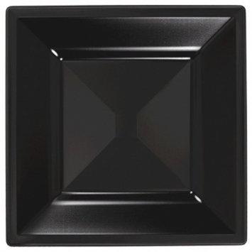 Amscan Jet Square Plastic Plates, 8