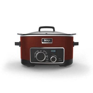 Walbak International Marketing Ltd. Refurbished Ninja 4 In 1 Slow Cooker 6 Qt - Cinamon, Specialty