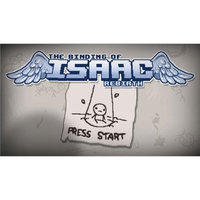 Nintendo The Binding of Isaac Rebirth Wii U (Email Delivery)