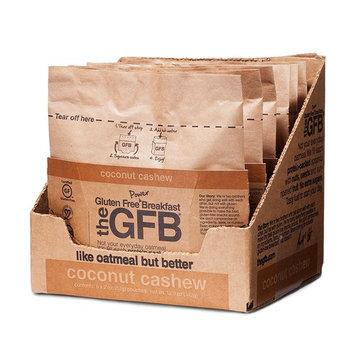 The Gluten Free Bar High Protein Oatmeal Power Breakfast, Coconut Cashew, 6 Count [Coconut Cashew]