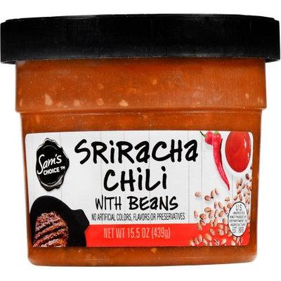 Sam's Choice Sriracha Chili With Beans