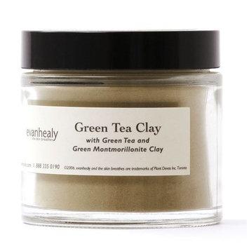 Evanhealy - Green Tea Clay - 2.4 oz