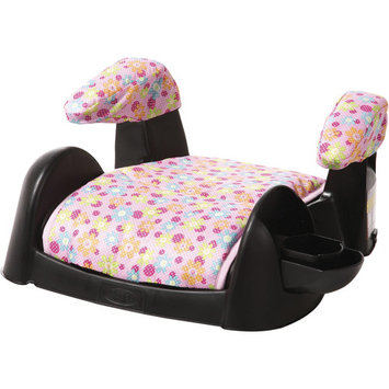 Cosco Juvenile Highrise Booster Car Seat, Holly (Discontinued by Manufacturer)