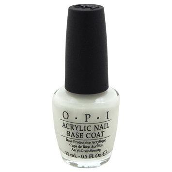 OPI 0.5 oz Nail Lacquer - NT T20 Acrylic Nail Base Coat