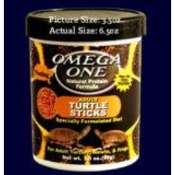 Omega One Adult Turtle Sticks 6.5oz.