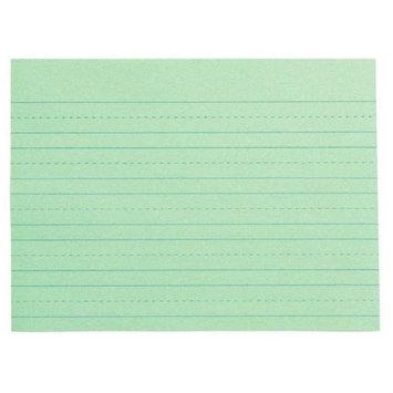 School Smart Green Newsprint Practice Paper - 12