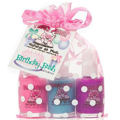 Piggy Paint 3 Piece Birthday Bash Gift Set
