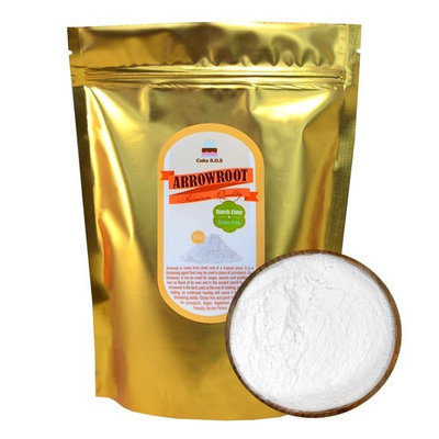 Arrowroot Powder, 16 Oz.