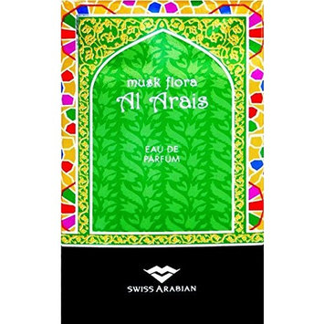 Musk Flora Al-Arais by Swiss Arabian perfumes 50ML spray perfume - USA SELLER (Musk Flora Al Arais)