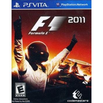 Codemasters F1 2011 - PS Vita