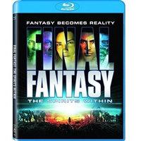 Alliance Entertainment Llc Final Fantasy: Spirits Within (blu-ray Disc)