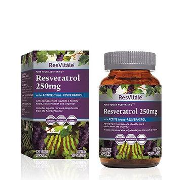 Resvitale ResVitle Resveratrol 250mg