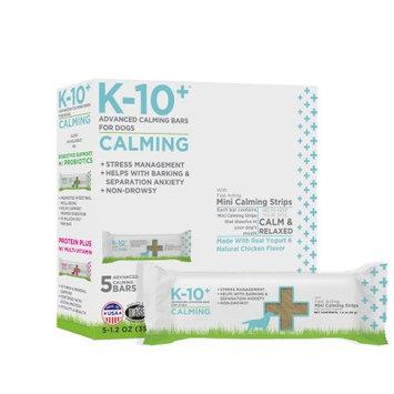 K-10+ Advanced Protein Bars Grain Free Calming Formula for Dogs