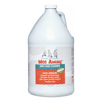 Wee Away Bird Cage Cleaner, 1 gal