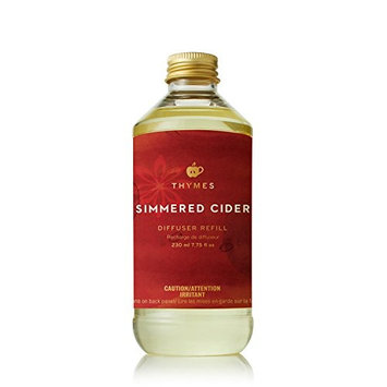 Thymes Simmered Cider Reed Diffuser Oil Refill 7.75oz