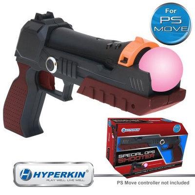 Hyperkin PS3 Move Special Ops Shooter Gun