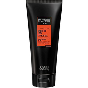 Axe Spiked Up Look Gel, 6 oz (2 Pack)