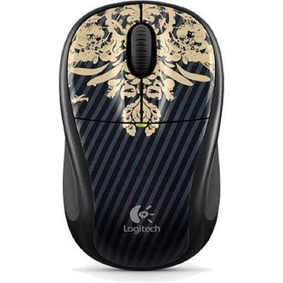 Logitech M305 Victorian Wallpaper RF Wireless Optical Mouse