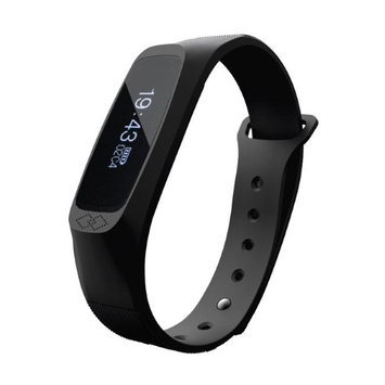 Oaxis HB3002SB-BK01 0.91 in. Omniband Activity Tracker Black