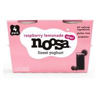 Noosa Raspberry Lemonade Australian Style Yogurt - 16oz