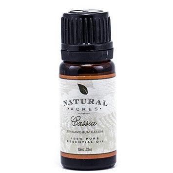 Cassia Essential Oil - 100% Pure Therapeutic Grade Cassia Oil by Natural Acres - 10ml
