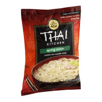 Thai Kitchen Spring Onion Instant Rice Noodle Soup, 1.6 OZ (Pack of 6)
