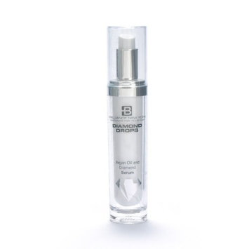 Brilliance New York - Diamond Drops Hair Serum with Argan Oil, Promotes Luscious, Healthy Hair for All Hair Types, 2.02 fl oz (60 ml)