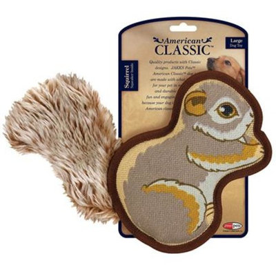 American Classic Printed Canvas [Options : Squirrel]
