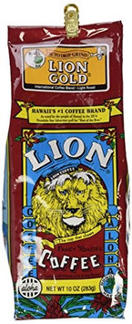 Lion Coffee Kona Gold Premium Coffee - 20 oz.