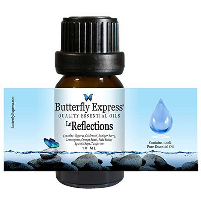 Le Reflections Essential Oil Blend 10ml - 100% Pure - by Butterfly Express