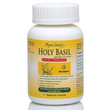Holy Basil-Extract 800mg Per Cap(2.5% Ursolic Acid-20mg*) 60 Veg Caps