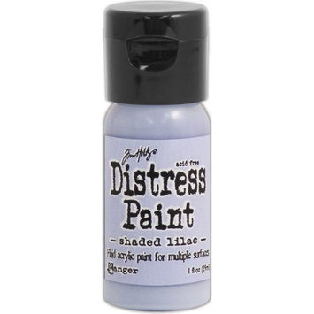 Ranger Distress Paint Flip Top 1oz-Shaded Lilac