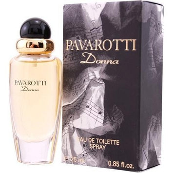 Pavarotti Donna By Luciano Pavarotti For Women, Eau De Toilette Spray, .85-Ounce Bottle