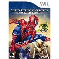Activision, Inc. Spiderman: Friend Or Foe