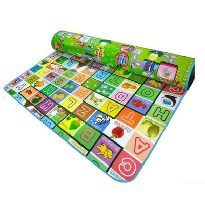 Toner Depot Reversible Kids Activity Mat Baby Care Play Mat