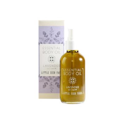 Little Seed Farm Essential Body Oil, Lavender, 4 Oz