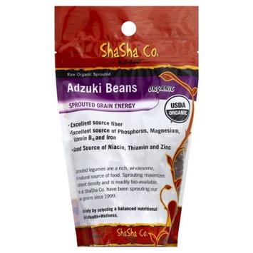 ShaSha Co Bio-Bud Raw Organic Sprouted Adzuki Beans 1 lb